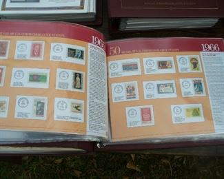Important vintage issue stamps year by year