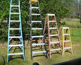 Ladders of all sizes