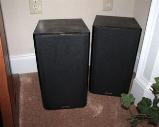 Polk Audio RT5 speakers