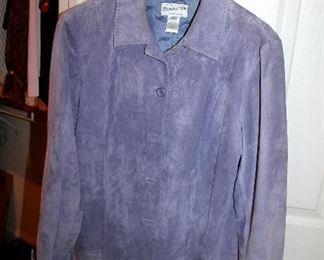 Pendleton suede jacket (size large)