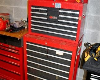 Craftsman tool chests