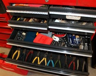 Lots of tools!
