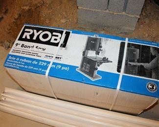 "Ryobi 9"" band saw - new in box!"