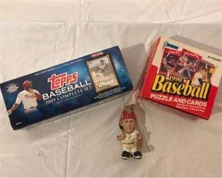 003 1990 Donruss  2009 Topps Unopened Baseball Cards
