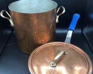 3Piece Vintage Copper