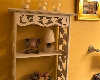 one of several wall mount shelves
