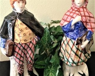 Exceptional Staffordshire figures