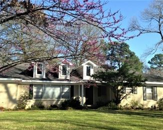 This historic home at  2238 Old Bullard Rd. is filled; contents and consignments must go!