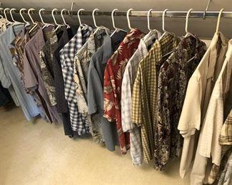 Mens Clothing, sizes L-XL
