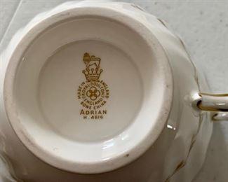 "Royal Doulton ""Adrian"" china set"