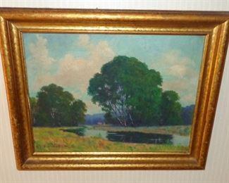 Wm. Gingrich (Chicago artist); ca. 1939