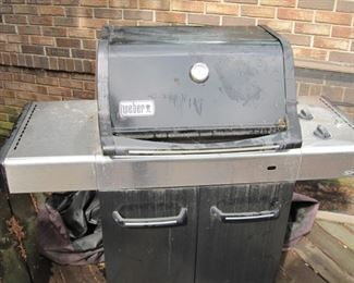 $50.00, Weber Grill,  good condition but needs cleaning