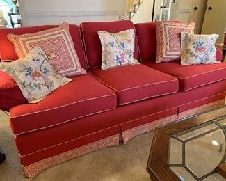 C.R. Laine sofa, great condition