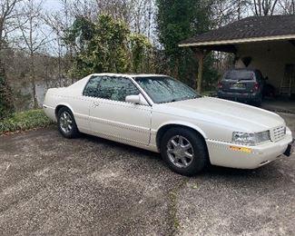 2002 Cadillac Eldorado ETC-V Northstar;  114,966 miles; excellent condition