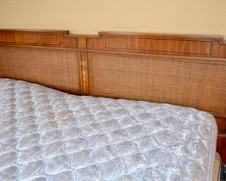 Drexel king size bed