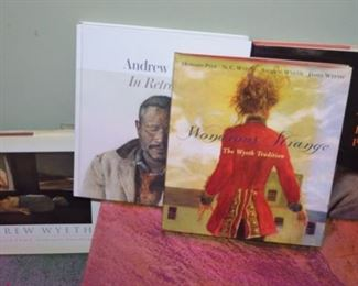 books featuring Andrew Wyeth