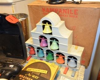 Kampanile tower of musical bells $15