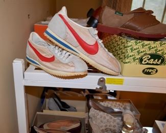 Vintage Nike Cortez shoes