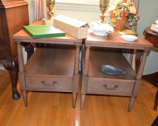Gordon Furniture Co. end tables $125 ea