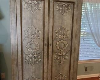 Matching to bed Baker Manufacturer Armoire