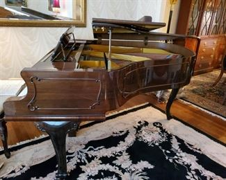 Beautiful Fine European Grand Piano by Petrof.  Owner has maintained this piano like new and had it professionally tuned on regular schedule.