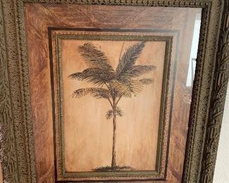Great Palm Tree Artwork