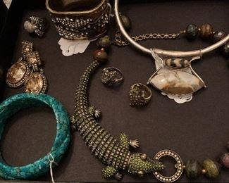 Heidi Daus and Sterling Jewelry