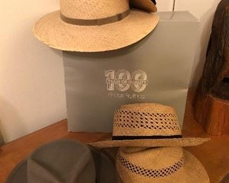 Nice fedoras and other hats
