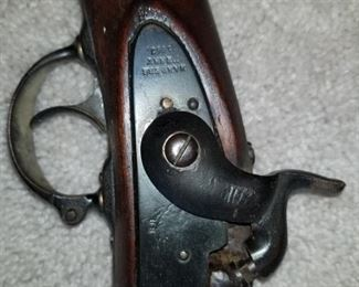 Harpers Ferry 1853 Musket. $400
