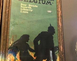 World War l Poster