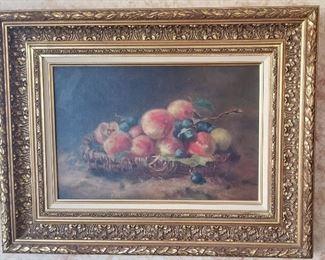 Art Fruit Still Life