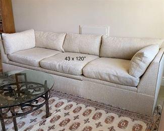 Down Custom Sofa