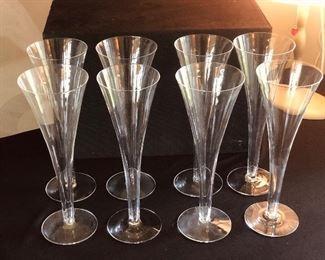 Tiffany & Co. champagne  flutes