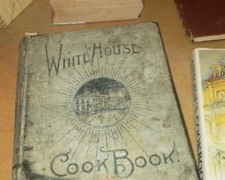1900 White House Cook Book
