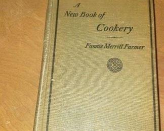 1918 Fannie Farmer