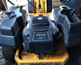 Cub Cadet RZT Series Zero Turn Tractor - $2750 may be pre-sold for asking price - call Diane (585) 313-7188