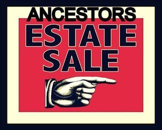 Ancestors Estate Sales - Dimondale, MI