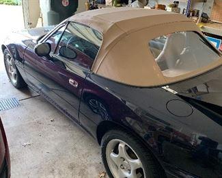1996 Mazda Miata M-Series