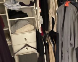 Women's clothing size 12 and above