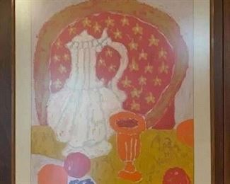 """Kalish """"Still Life"""" oil 29.5""""x23"""" $150  **CALL (847) 630-1009 TO PURCHASE**"""