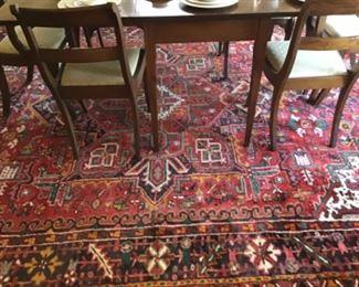 Oriental rug 8x10