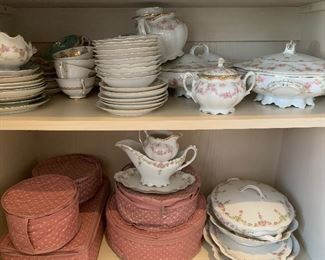 MZ Austria, Paragon & Misc Royal Albert china, etc - Please call for pricing.