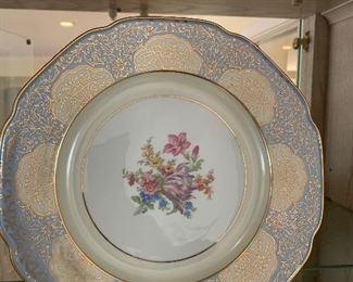 Bavaria plate - $30 or best offer.