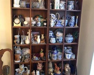 Shelves of amazement!
