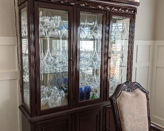 China Cabinet $250, bring help to move
