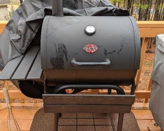 Char-Grill Charcoal grill, in good condition, covered $95