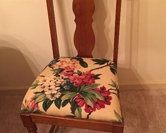Upholstered Chairs (6)