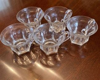 heisey punch bowl cups 25.00