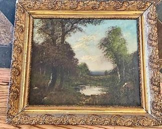Very Old Painting https://ctbids.com/#!/description/share/352507