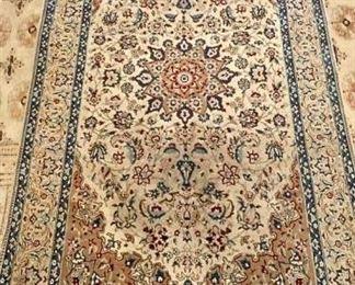 Silk Carpet from Qom https://ctbids.com/#!/description/share/352457